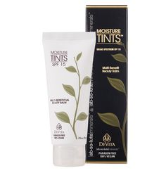 Devita Moisture Tints BB Cream (Medium) - Fragrance-free, zinc oxide based sun protection, organic ingredients #nongmo #vegan #crueltyfree