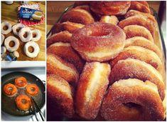easy to make cinnamon sugar #donuts