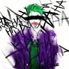 My joker, @theblesseddark