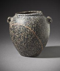 Jar with lug handles, Egypt, Naqada II Period(3500-3050 B.C.)
