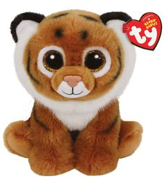 Superb TY Beanie Babies Classics Now at Smyths Toys UK. Shop for TY Beanie Boo At Great Prices. Ty Beanie Boos, Ty Boos, Beanie Buddies, Baby Play, Baby Toys, Ours Boyds, Peluche Lion, Ty Stuffed Animals, Tiger Stuffed Animal