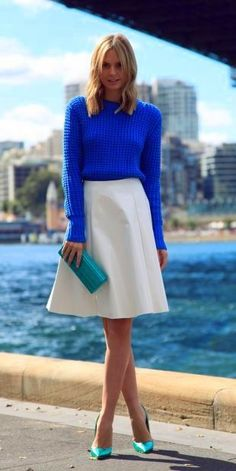    Rita and Phill specializes in custom skirts. Follow Rita and Phill for more sweater images. https://www.pinterest.com/ritaandphill/Sweater outfits/
