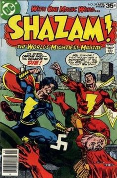 Shazam! #34
