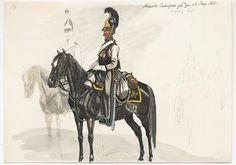 "Russia Cuirassier ""Order"" Regt. - 1815"