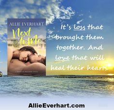 Next to Me is a standalone new adult romance by Allie Everhart.