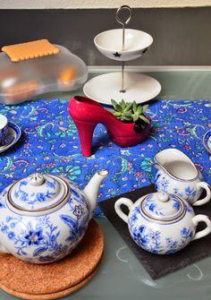 Wonderland: Il tè delle cinque.