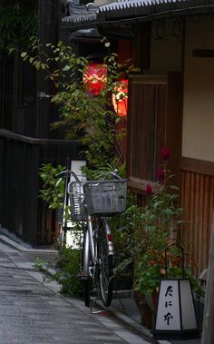 Seitengasse in Gion - Kyoto -