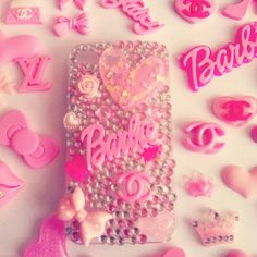 Barbie bling