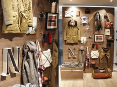 "NAPAPIJRI, ""On the clipboard today: The Autumn Collection"", by Oggettispeciali,pinned by Ton van der Veer"