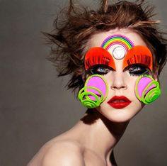*Inspiration Image* -Steven Meisel, Vogue Italia November 2004
