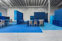 Social 01 / VMX Architects + i29 l interior architects