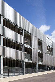 Southmead Hospital Multi Storey Car Park