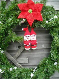Gratis patronen,tinekeshaakpatronen: Haakpatroon kerstmannetje