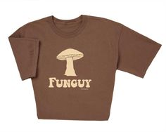 Punny fun guy fungi funny t-shirt men woman Mode Outfits, Fashion Outfits, Grunge Outfits, Mode Inspiration, Mode Style, Look Cool, Aesthetic Clothes, Pretty Outfits, I Dress