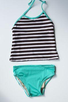 Zaaberry: Girls Two- Piece Bathing Suit - Tutorial Update