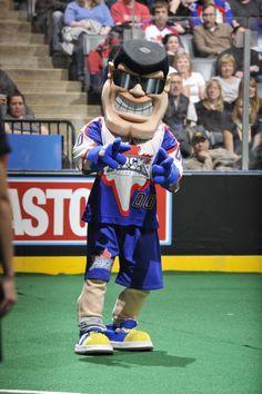 toronto rock mascot - Recherche Google Toronto Rock, Lacrosse, Captain America, Harajuku, Fan, Superhero, Google, Sports, Character