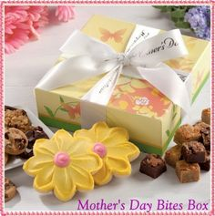 Mrs. Fields Mother's Day Cookie Gift Box - Leslie Loves Veggies - Ends 5/10