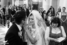 Hochzeit Schloss Mönchstein Salzburg - Claudia & Manuel - Foto Sulzer Blog Salzburg, Kirchen, Wedding Dresses, Blog, Fashion, Pictures, Wedding Church, Engagement, Stones