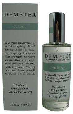Salt Air By Demeter For Women. Pick-me Up Cologne Spray 4.0 Oz $22.92