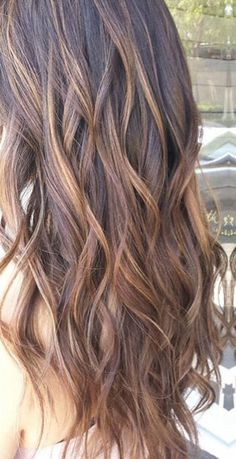Best 25 Chocolate Caramel Hair Ideas On Pinterest