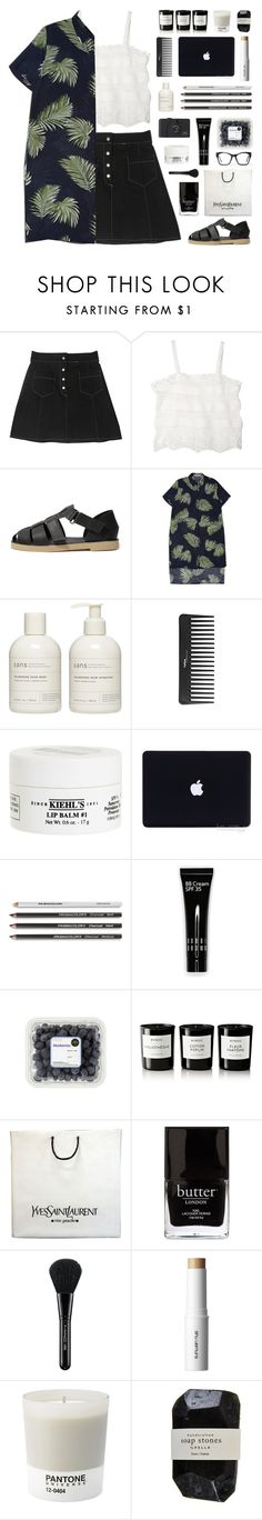 """""""WHY SO LONELY"""" by pure-and-valuable ❤ liked on Polyvore featuring Sans [ceuticals], Sephora Collection, Kiehl's, Bobbi Brown Cosmetics, Byredo, Yves Saint Laurent, Jack Black, MAC Cosmetics, shu uemura and Pantone"""