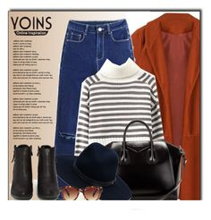 """YOINS.com"" by monmondefou ❤ liked on Polyvore featuring Givenchy, rag & bone, Forever 21, N.Y.L.A., women's clothing, women, female, woman, misses and juniors"