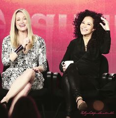 (22) the fosters | Teri Polo + Sherri Saum