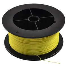 Amico P/N B30-1000 Yellow Insulated PVC Coated 30AWG Wire Wrepping Wire Reel 305M by Amico. $23.76. Features flexible and insulation wrap wire, tin-plated copper      breadboard jumper cable for test jig, jtag or any electronic test  uses. Plastic spool will be provided together for better organizing. Widely use for laptop, motherboard, LCD display, breadboard, electronic test and other PCB soldering fly line.