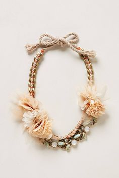 Petal Sway Necklace - anthropologie.com