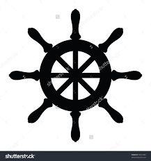 Afbeeldingsresultaat voor boat steering wheel drawing
