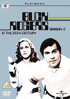 Buck Rogers In The Century - Season 2 Amazon Dvd, Fantasy Tv, Dvd Blu Ray, Season 2, 2 In, Science Fiction, Tv Shows, Sci Fi, American