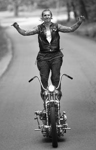 Indian Larry Reminded me to have fun than the discovery channel took him away