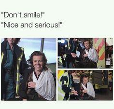 Same Harry same...