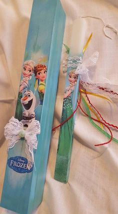 Easter Candle, Easter 2020, Frozen Birthday Party, Easter Ideas, Party Gifts, Macrame, Beauty Makeup, Gift Wrapping, Candles