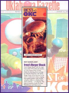 Irma's Burger Shack