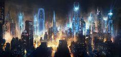 Epocholis : Cyberpunk