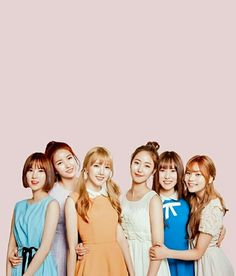 GFriend #Fashion #Kpop #Idol