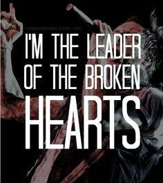 Jacoby Shaddix, Papa Roach - Leader of the Broken Hearts
