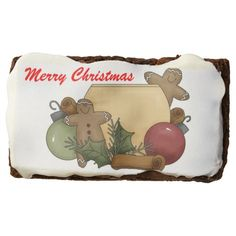 Christmas Brownies Rectangular Brownie Create your brownie theme with your design or mine Happy Holidays!