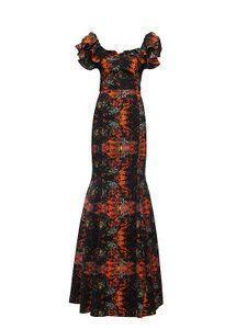 Image of Petal Maxi Dress