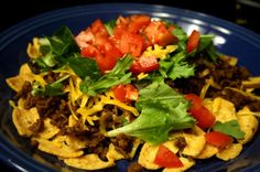 P90x Taco Salad – P90x Recipes – P90x Nutrition Plan » My P90x Nutrition Plan