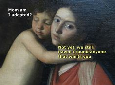 From Classical Art Memes