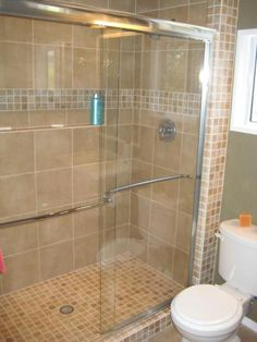 New Beautiful Glass Shower Doors