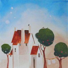ajsha / všetko dozrieva II Painting, Art, Art Background, Painting Art, Kunst, Paintings, Performing Arts, Draw