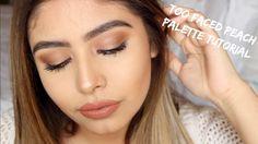 Too Faced Peach Palette Tutorial