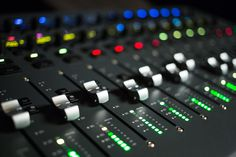 Avid S6 Control Surface