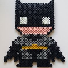 Batman hama beads by fruskalid