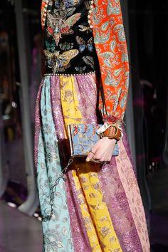 0b7d201a4eb Gucci Autumn Winter 2017 Ready to Wear Details Gucci Fall 2017