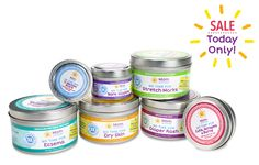 TODAY ONLY: All natural skincare products are 35% off. Find a cruelty-free solution for concerns such as diaper rash, dry skin, eczema, cuts, scrapes, burns, stretch marks, sore nipples and scars. Shop now: https://www.momof11kids.com/products