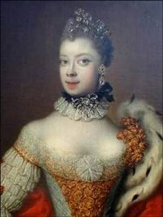 Princess Charlotte of Mecklenburg-Strelitz (Sophia Charlotte; 19 May 1744 – 17 November 1818) was the wife of King George III. She was Queen of Great Britain and Ireland from their marriage until the union of the two kingdoms in 1801, after which she was Queen of the United Kingdom. She was also the Electress of Hanover in the Holy Roman Empire until the promotion of her husband to King of Hanover on 12 October 1814, after which she was also queen consort of Hanover.